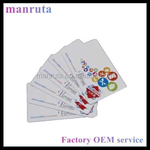 manufacture RFID 125KHz Rewriteable T5577/T5567/T5557 card Access Proximity Writable card