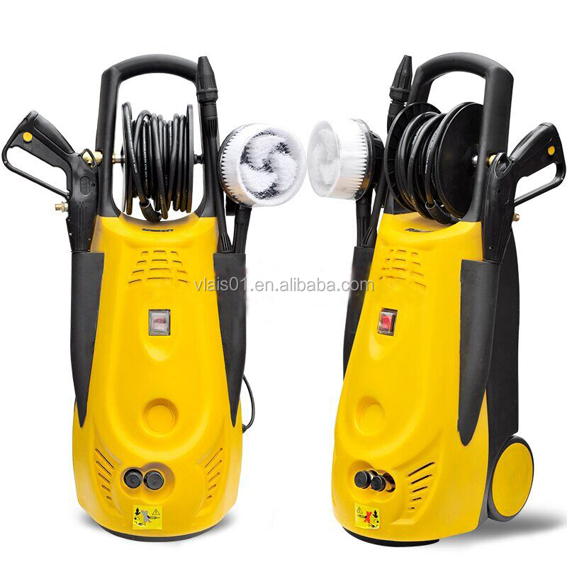 Vlais 2014 hotsale electric high pressure car washer portable car washer