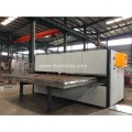 high efficiency wood grain effect transfer printing machine
