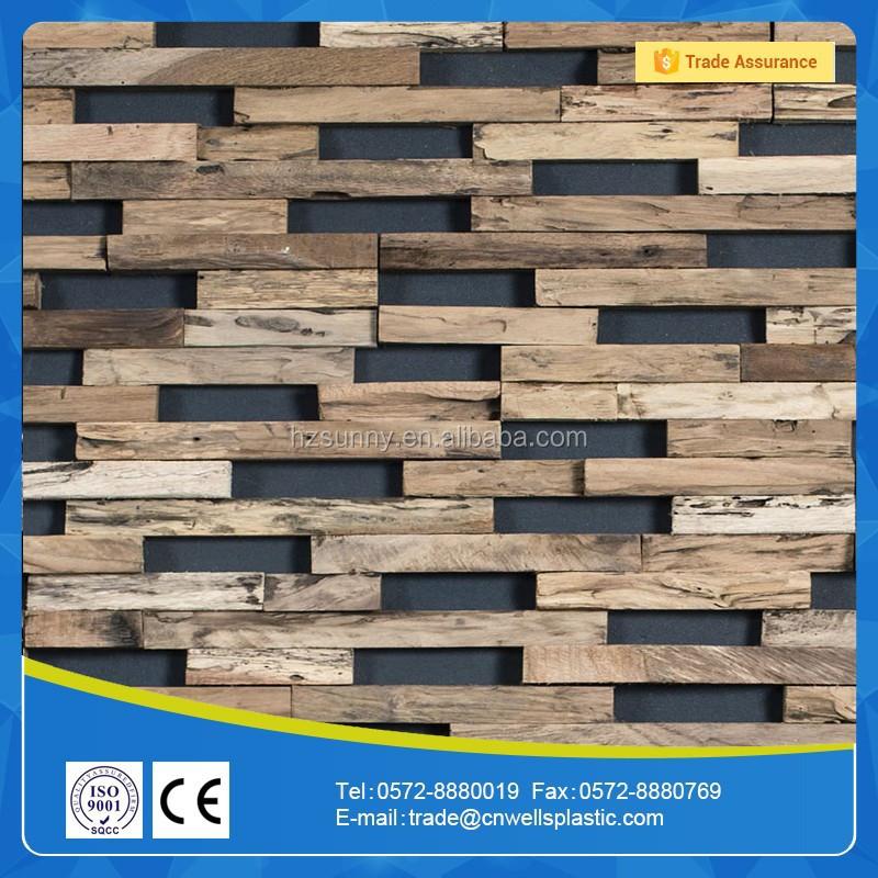 3d Interior Decorative Wooden Wall Panels Buy Insulated Interior Wall Panel Wood Tv Wall
