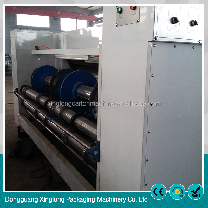 China OEM manufacture in line flexo printing machine