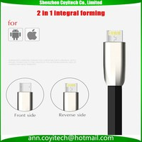 custom usb cable ultra thin micro usb cable usb cable for iphone 7