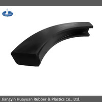 Jiangyin huayuan produce high-quality rubber products for hard rubber block