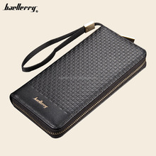 Baellerry PU leather wallet card holder wallet money clip coin purse for wholesale