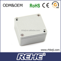 Din Rail Enclosure Case IP67 Aluminum Waterproof Box