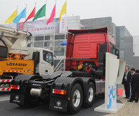China Famous Brand FOTON 428hp 6*4 trailer head tractor trucks