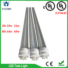 tube light ,japanese tube 4 foot 6500k indoor light g13 ul t8 led tube 4ft 24w