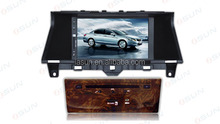 "8"" Touch Screen DVD Player For HONDA ACCORD 2008 2009 2010 Car DVD GPS"