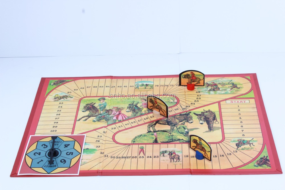 popular horse racing board game