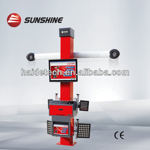 Good price electronic wheel alignment with CE & ISO Certificate