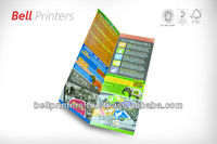 Custom design Leaflet and Flyers Printing &Top Quality Advertising Promotional Custom Color Flyers Printing