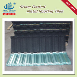 Aluminum Zinc Steel Roofing Tiles for Building cheap price