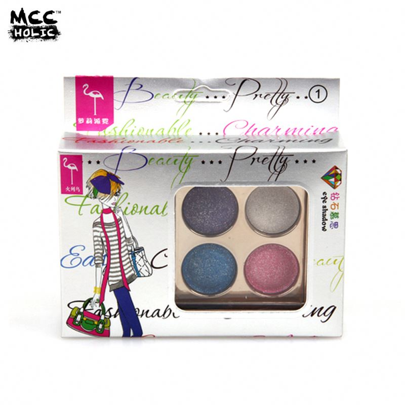 Manufacturer supply hot sale low price cool eyeshadow for sale