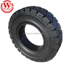 Deep Pattern 7.50-16 12PR Front Solid Tire For Four-Wheel Cheap DC/AC Electric Forklift FB30