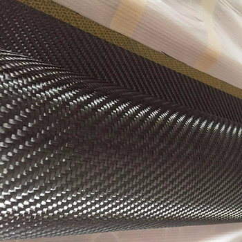 Carbon fiber fabric 240gsm twill in Stock