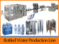 mineral water production line/small bottle water production/bottle water filling plant