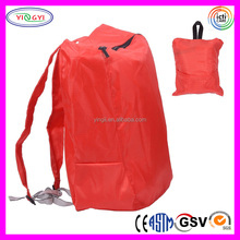 B256 Lightweight Nylon Waterproof Rain Cover Backpack Foldable Travel Outdoor Backpack Rain Cover