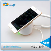 Hot sale and good quality rechargeable anti-theft alarm cell phone mobile phone display security stand