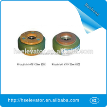 Mitsubishi escalator wheel, escalator step chain roller