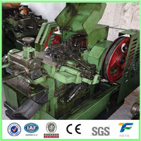 Automatic high speed cold heading machine for screw