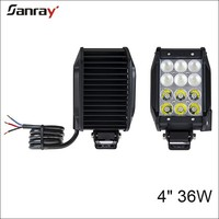 Buy Factory wholesale 36w 4inch 4x4 led driving lights bar