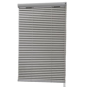 Factory Price Wooden Pattern Aluminum Window Blind Horizontal Metal Blinds