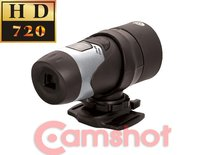 Mini Helmet Sport Camera Hidden CCTV DV bike Camera AT18