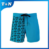 Latest style high quality sublimation blank board shorts wholesale