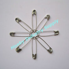 Wholesaled Craft Popular 28mm Steel Safety Pin