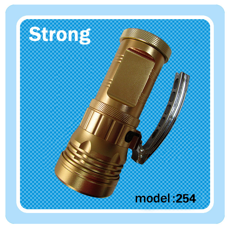 high quality T6 led high power mining lamp torch handheld flashlight with strong quality