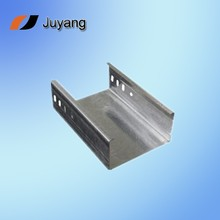ISO Steel Galvanized Cable Tray Management Systems / Cable Tray Cover