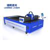 Metal fiber laser cutting machine with 1 kw laser for sale LM4015G LEIMING