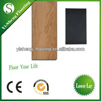 Best Sale Click Wood Pvc sports flooring