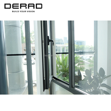 New Design High Quality Casement Aluminium Window Frame and Glass