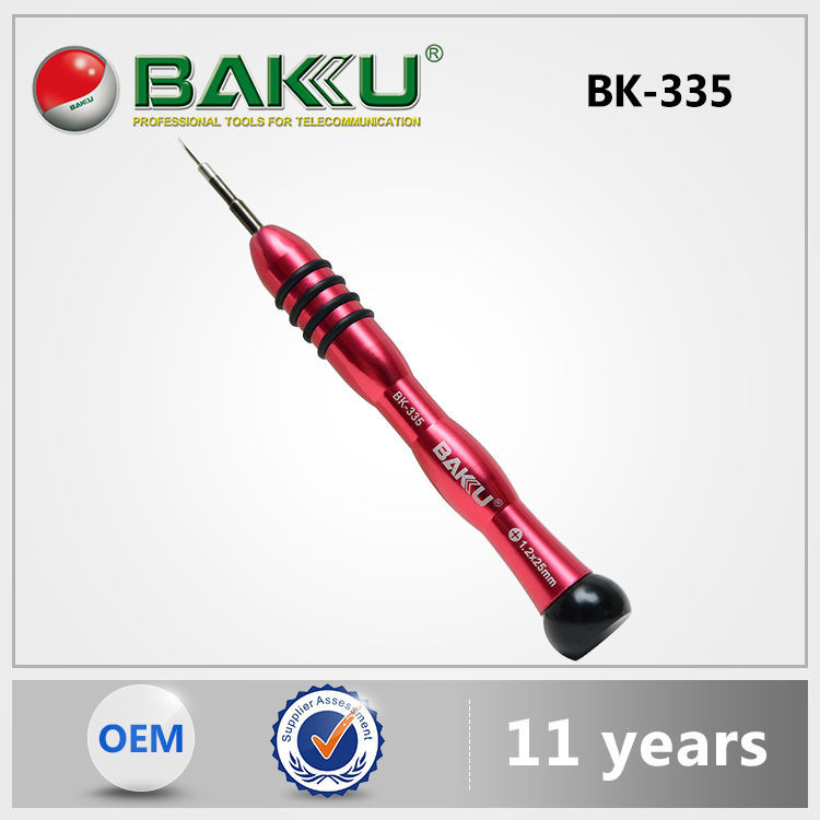 Baku Factory Supply International Standard Cheap Assist Factory Types Of Screwdriver Handles Material