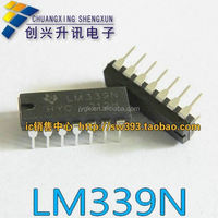 LM339 LM339N new line four voltage comparator integrated circuits--XSZX