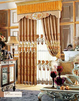 2014 european style window curtains