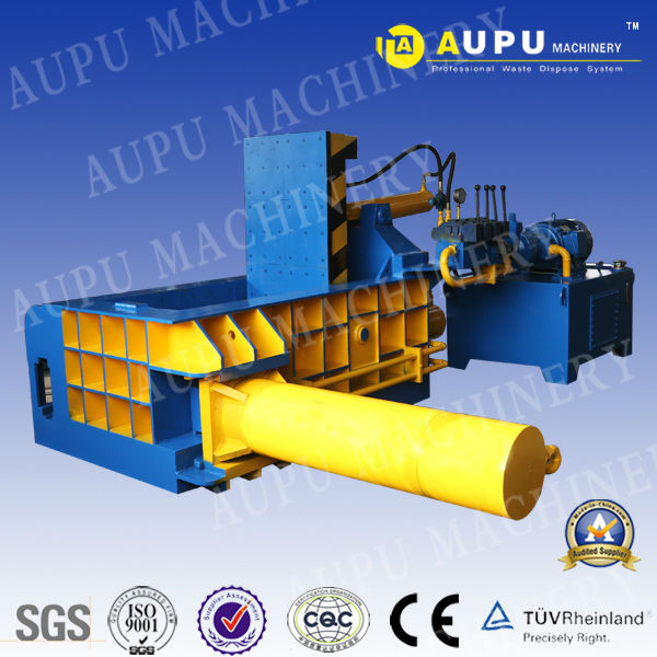 top quality Y81 Series non ferrous metal scrap baler press ISO