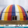 diameter 45m steel structure snow load mosque dome tent for family garden