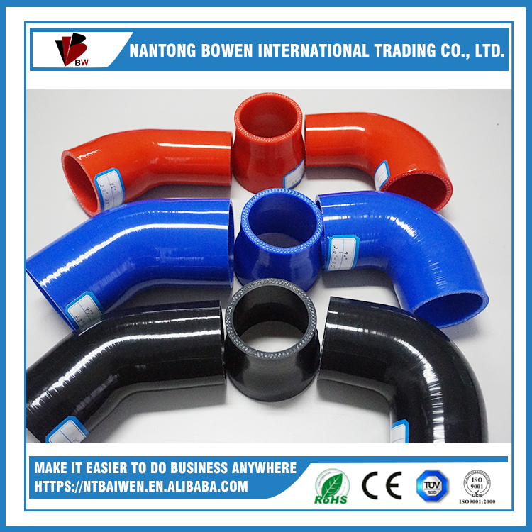 automobiles motorcycles 90 degree elbow silicone hose