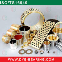 DE DYB1 all kinds Sliding bushing/oilless bush,/slide bearing