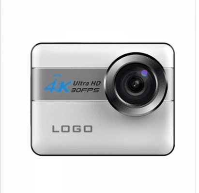The lowest price HDking N6 action camera 4k wifi action cam waterproof with flash memory for microSD 4GB~128G