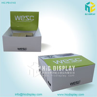 Unique Printed Custom Decorative Headset Cardboard Packaging Paper Box