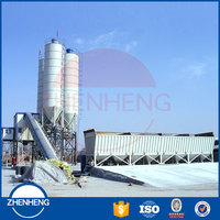 Reliable Performance Precast Aggreagte Sand Concrete Batching Mixing Plant
