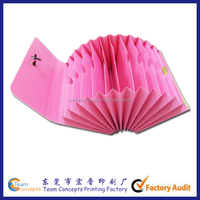 Chinese Supplier Paper Fancy File Folder