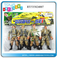 hot selling plastic toy model soldiers