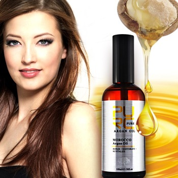 Hot reviews 2016 best sale cosmetology products moroccan argan oil best effect for skin and hair therapy
