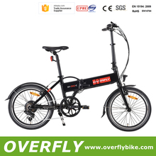 Overfly folding electric bike with build in battery XY-ZING-C