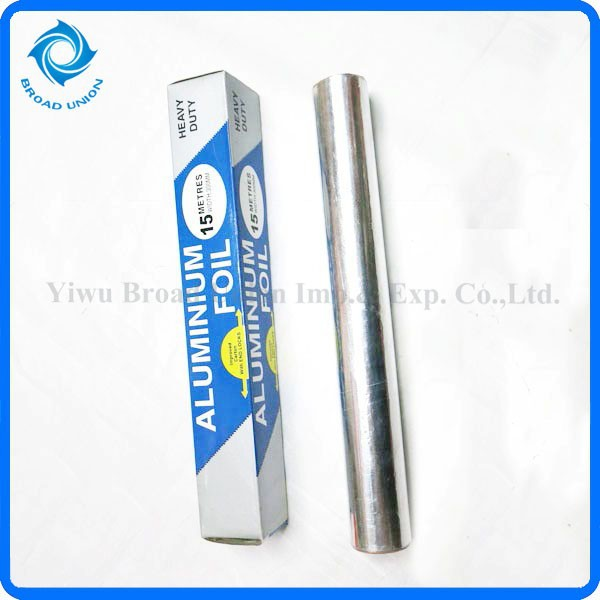 15 Meter Aluminum Foil For Food Household Aluminum Foil
