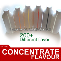 Concentrate flavor